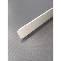 Торцова планка для стільниці LUXEFORM ліва колір RAL1013